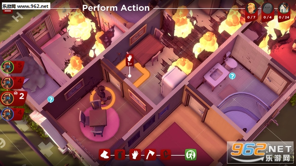 闪点行动:火场救援(Flash Point: Fire Rescue)截图0