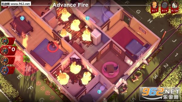 闪点行动:火场救援(Flash Point: Fire Rescue)截图2