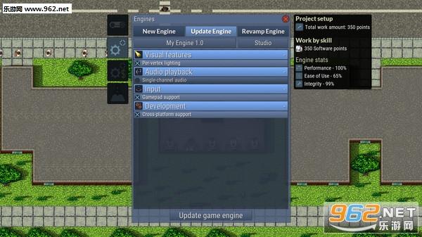 游戏开发工作室(Game Dev Studio)Steam中文版截图2