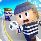 方块警察捉强盗安卓版v1.0