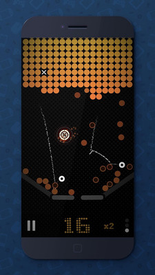 千点弹球安卓版v1.2_截图1