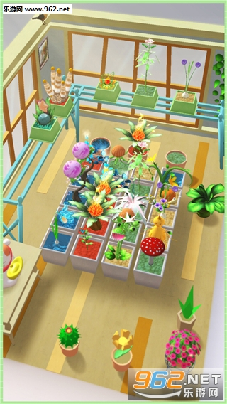 小小阳台植物乐园手机版v1.0_截图