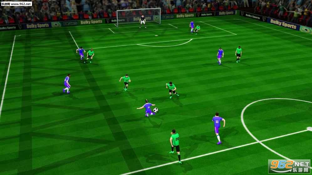 PRO足球挑战2018年安卓中文版_截图2