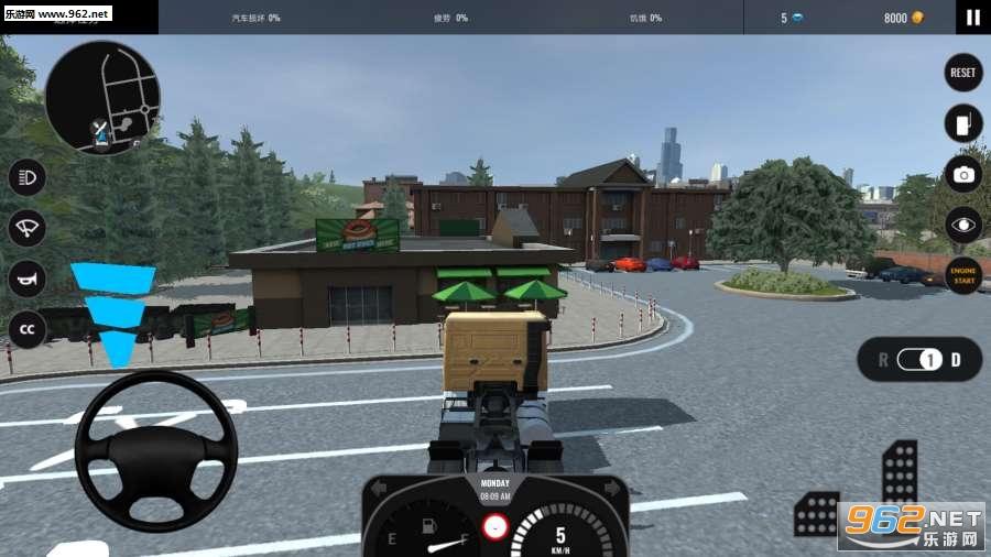 欧洲卡车模拟器高级版_截图4