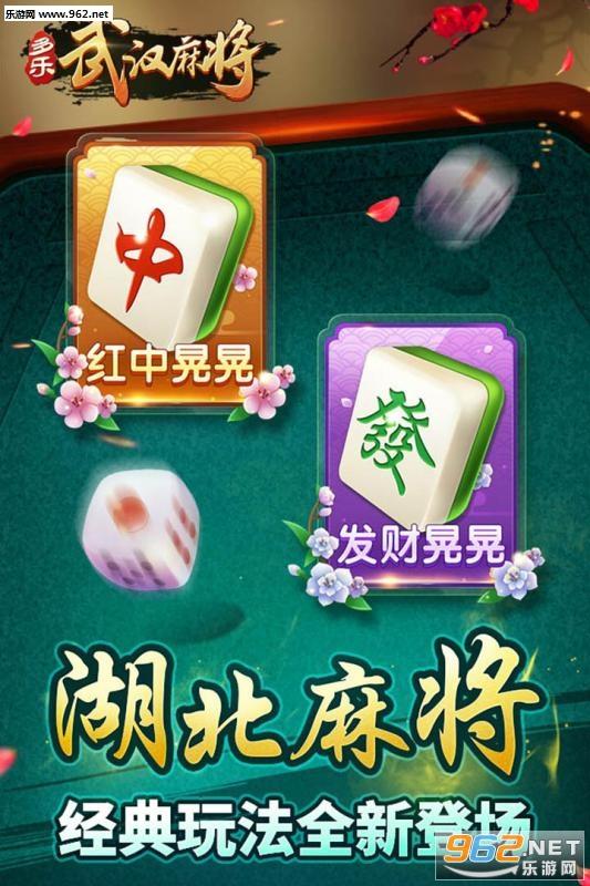 多乐武汉麻将游戏手机版v1.0.2截图3