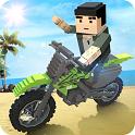 方块摩托车:夏日微风安卓破解版
