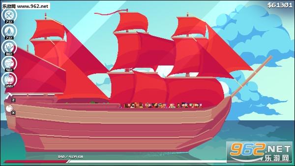 海盗的梦想之旅(Dont Sink)破解版截图5