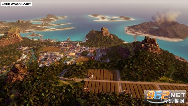 海岛大亨6(Tropico 6)破解联机版截图1