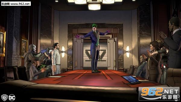 蝙蝠侠:�鹊型暾�版截图0
