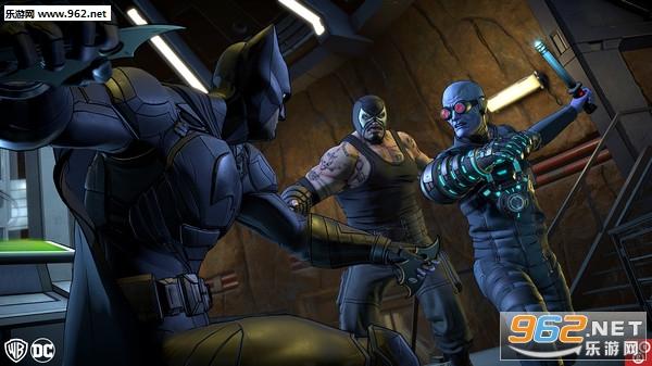 蝙蝠侠:�鹊型暾�版截图1