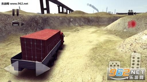 卡车司机疯狂的道路破解版v1.2.011_截图0