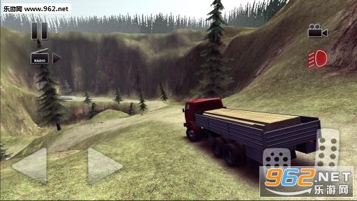 卡车司机疯狂的道路破解版v1.2.011_截图1