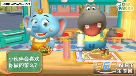 熊猫博士餐厅3儿童游戏v1.0截图3