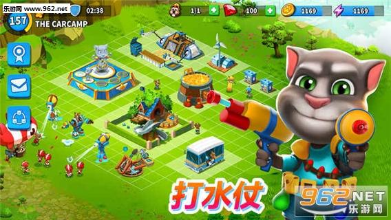 汤姆猫战营ios中文版v1.5.37_截图0