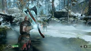 《战神4》新实机视频公布 可自定义奎托斯能力和盔甲