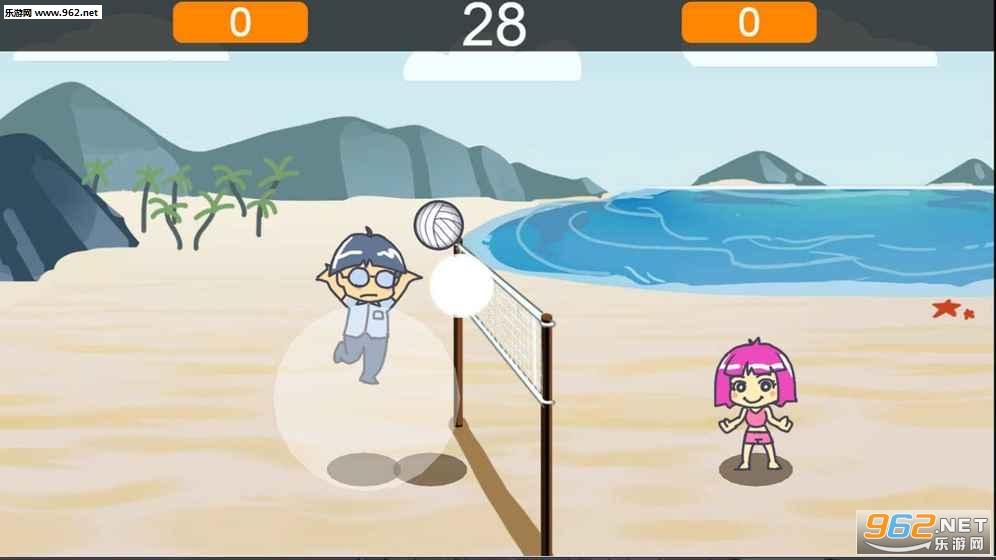 kuso排球游戏安卓版v1.0_截图2