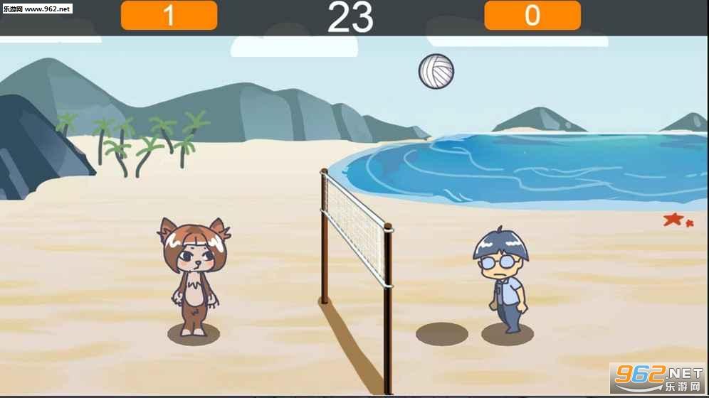 kuso排球游戏安卓版v1.0_截图3