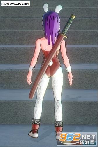 龙珠超宇宙2可自定义兔女郎服装MOD截图1
