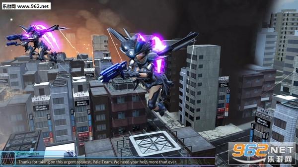 地球防御军4.1:羽翼射手Steam破解版截图0
