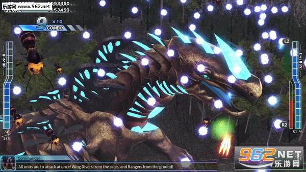 地球防御军4.1:羽翼射手Steam破解版截图4