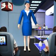 机场空中小姐模拟安卓版v1.0