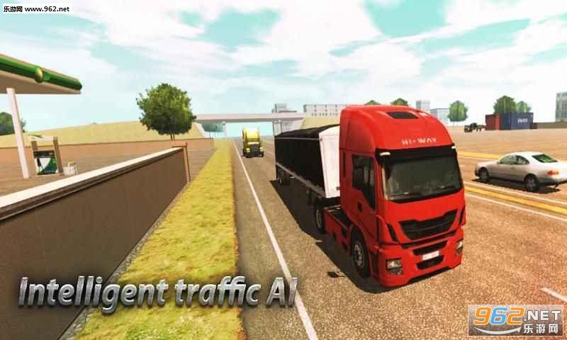 欧洲卡车模拟器2手机版v0.1.2_截图1