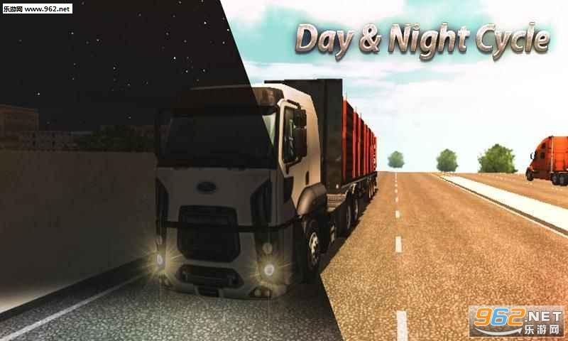 欧洲卡车模拟器2手机版v0.1.2_截图2