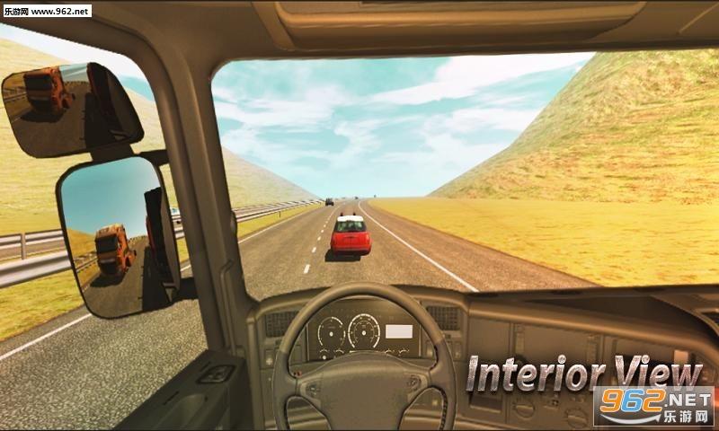 欧洲卡车模拟器2手机版v0.1.2_截图3