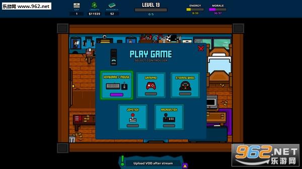职业玩家大亨(Gamer Career Tycoon)截图2