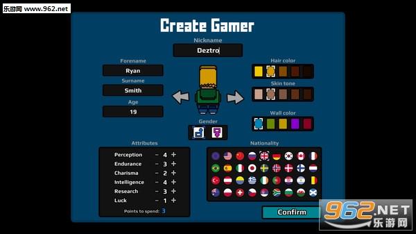 职业玩家大亨(Gamer Career Tycoon)截图3