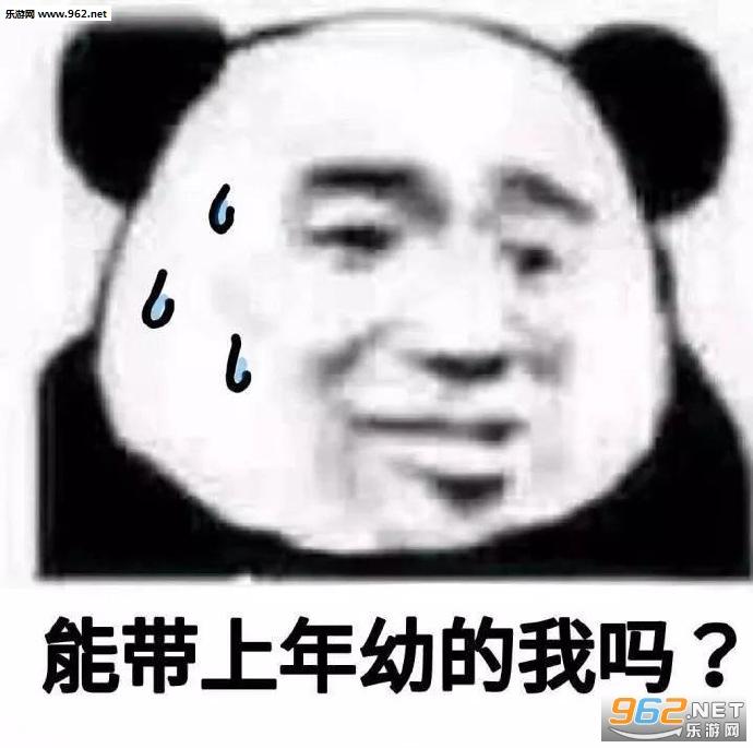 表情包,例如人呢人呢都去哪儿了;能带上年幼的我吗;小熊猫扔出了手雷图片