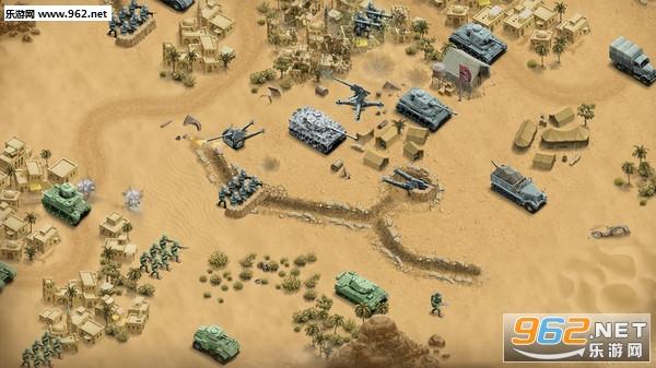 1943致命沙漠(1943 Deadly Desert)PC版截图2