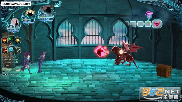 小魔女学园:时空魔法与七大不可思议截图2