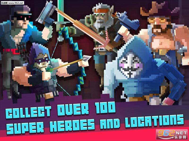 超级英雄搏击俱乐部安卓版v1.07_截图2