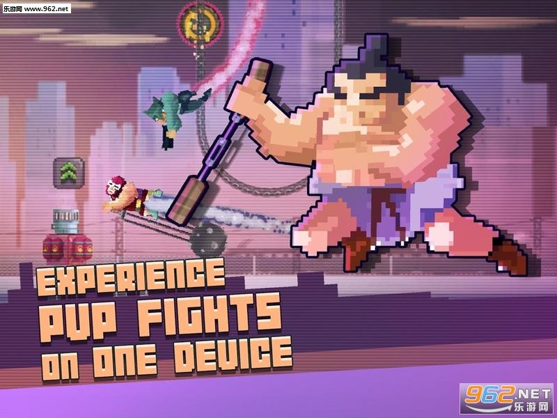 超级英雄搏击俱乐部安卓版v1.07_截图3