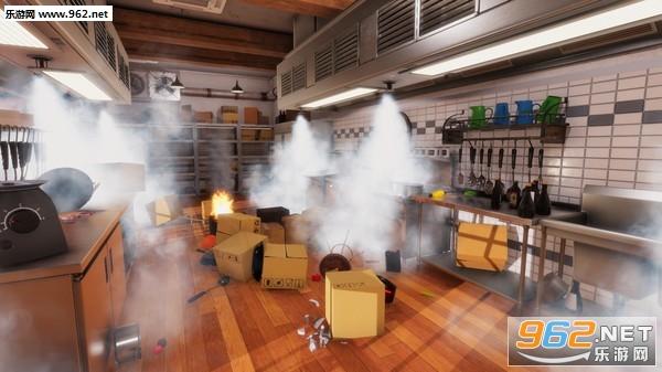 料理模�M器(Cooking Simulator)Steam破解版截�D0