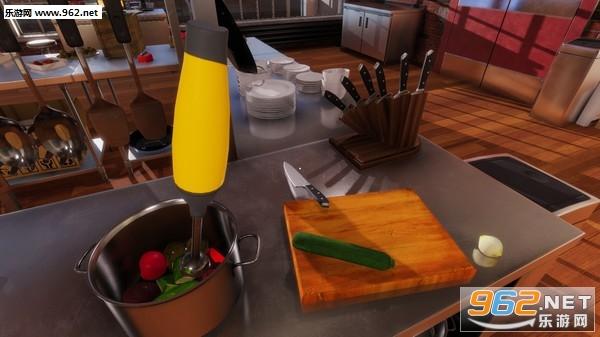 料理模�M器(Cooking Simulator)Steam破解版截�D5
