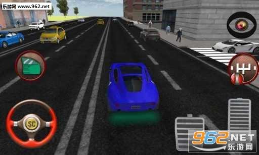 车贼3D:犯罪街道安卓版v2.11截图2