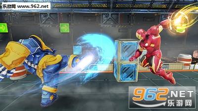 灭霸VS超级英雄游戏v1.0_截图1
