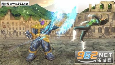 灭霸VS超级英雄游戏v1.0_截图0