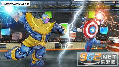灭霸VS超级英雄游戏v1.0_截图3