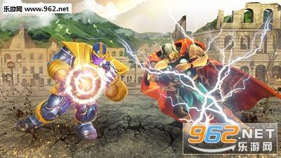 灭霸VS超级英雄游戏v1.0_截图4