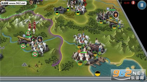 欧陆战争6内购破解版v1.0截图1