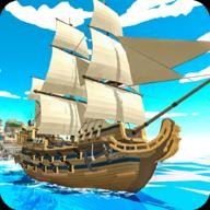 海盗世界海战无限金币钻石版