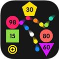 几何弹球ios破解版v1.0