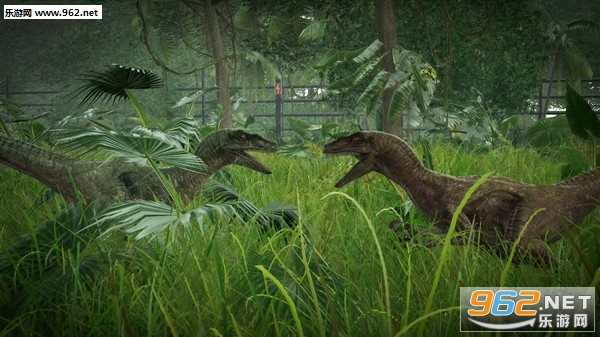 侏罗纪世界:进化(Jurassic World Evolution)截图0
