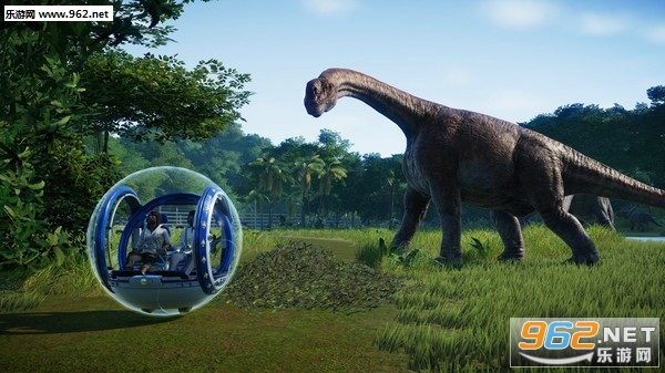 侏罗纪世界:进化(Jurassic World Evolution)截图3