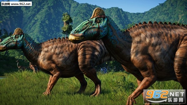 侏罗纪世界:进化(Jurassic World Evolution)截图4
