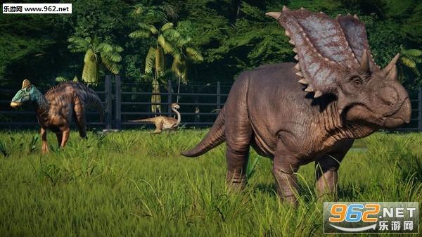 侏罗纪世界:进化(Jurassic World Evolution)截图5
