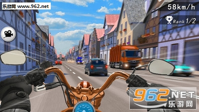 摩托车越野赛车破解版3.2.2截图0